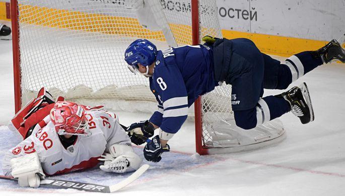 «Рассчитывали на воспитанника, но он выбрал другой путь»: россияне потянулись в НХЛ