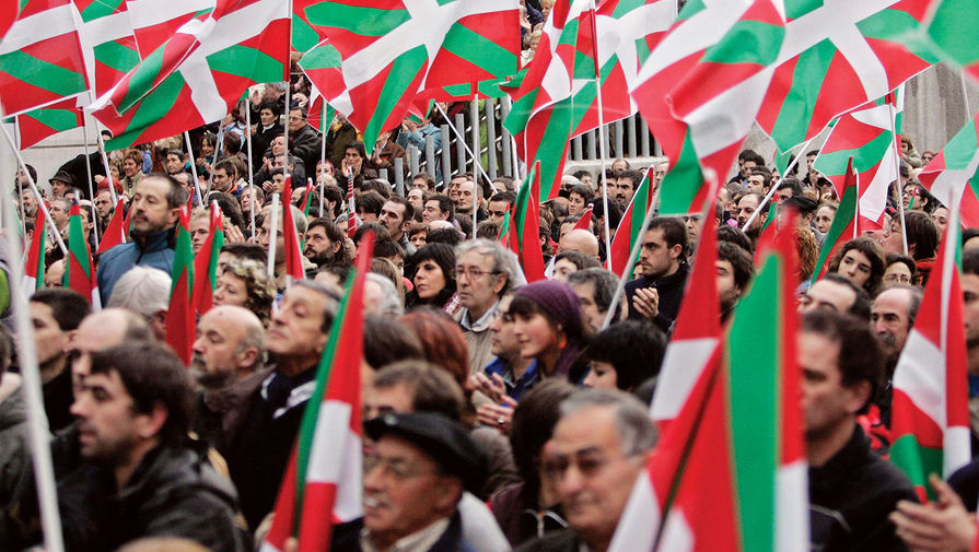 the history politics and society of the spanish region of basque The basque region has long been infamous as history & society while spain struggles, the basque region shines the basque region.