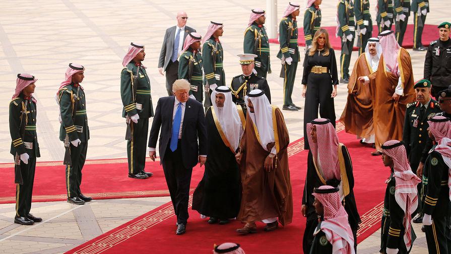 """Результат пошуку зображень за запитом """"трамп в саудовской аравии"""""""