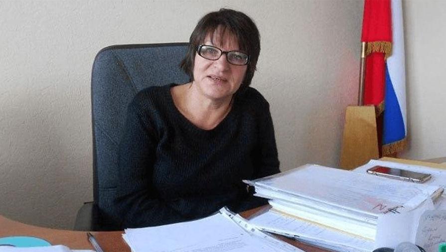 Директор школы № 5 Петрозаводска Марина Викторовна Фомина