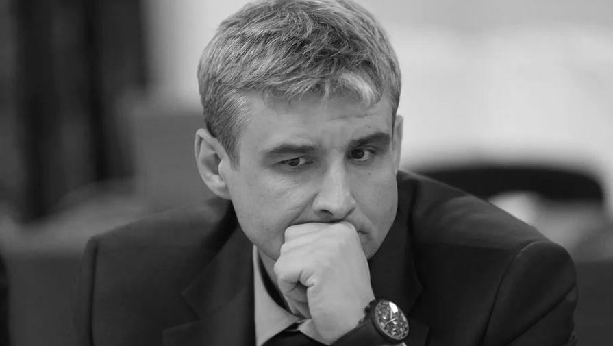 Директор департамента финансового планирования Минобороны России Максим Лоскутов