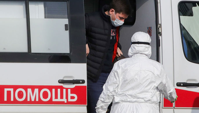 Прибыли из Италии: трое новых инфицированных в России