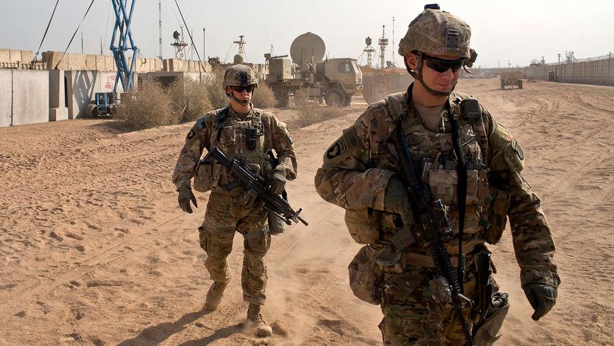 Трое военных погибли: база США в Ираке подверглась нападению