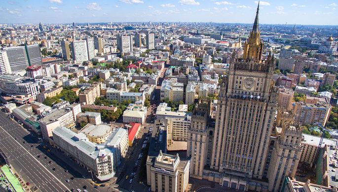 В отпуск в Россию