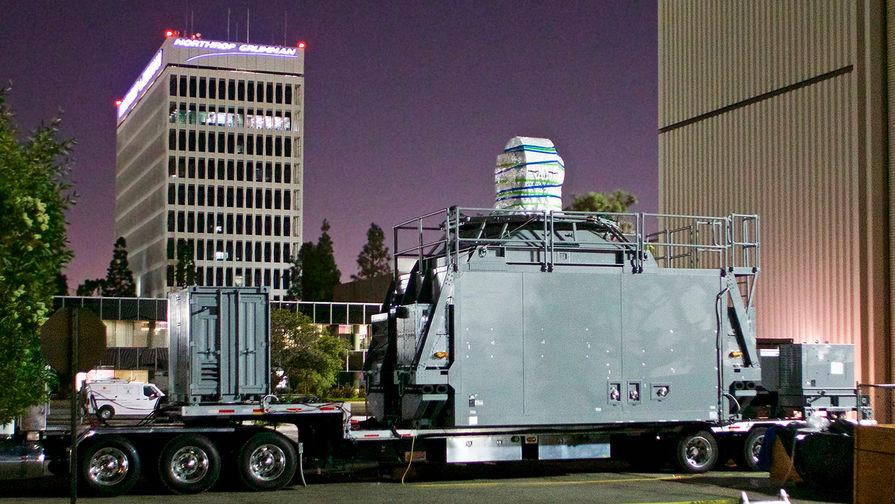 150 кВт против дронов: США вооружаются лазерами