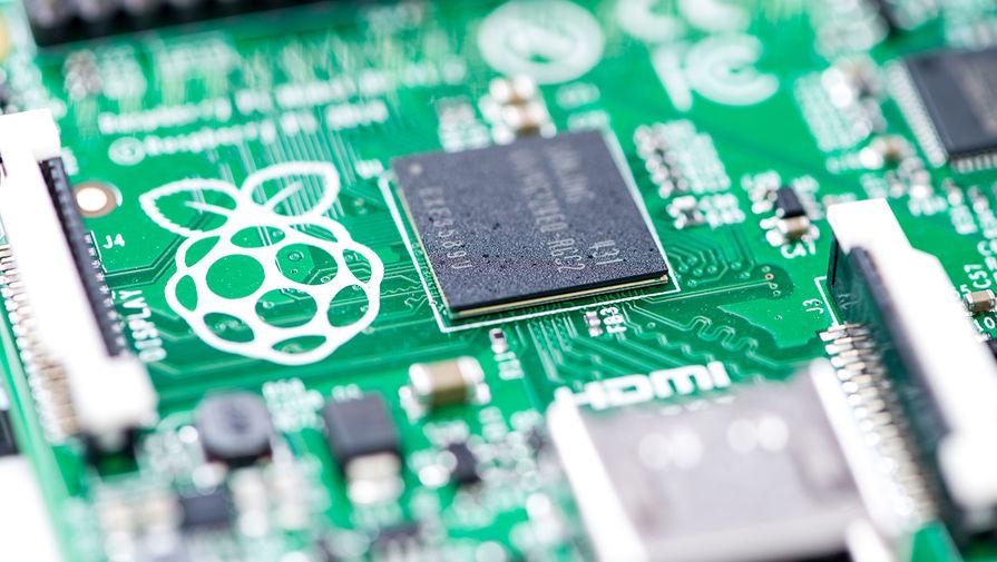 3. Мини-компьютер Raspberry Pi (2012)