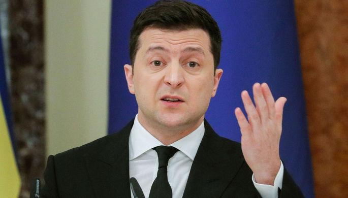Песков: Путин не будет обсуждать с Зеленским вопросы урегулирования в Донбассе