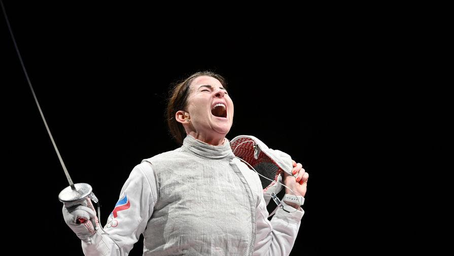 Фехтовальщица Дериглазова проиграла бой за золото Олимпиады-2020