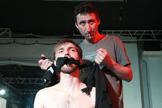 Спектакль Театра.doc «Война близко»