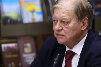 Руководитель представительства Россотрудничества в Украине, директор Российского центра науки и культуры в Киеве Константин Воробьев