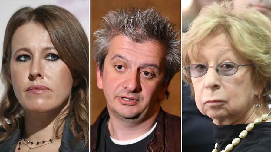 Собчак отреагировала накритику Ахеджаковой спектакля Богомолова