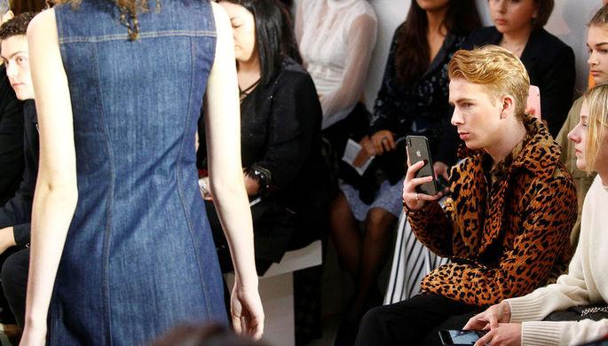 Змеи и гопники: в чем позорились на Неделе моды в Лондоне