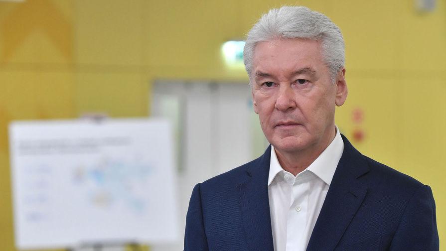 Собянин заявил, что масочный режим в Москве может сохраниться и после весны
