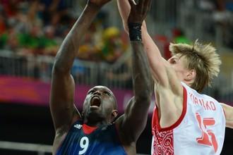 Андрей Кириленко против Луола Денга играл еще на Олимпиаде
