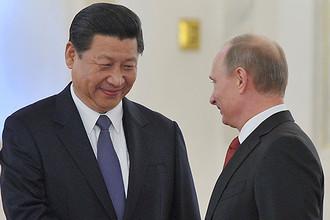 Россия и Китай согласовали поставки газа, нефти и электроэнергии