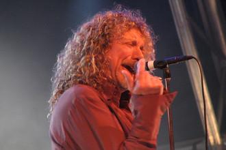 Британский рок-вокалист Роберт Плант