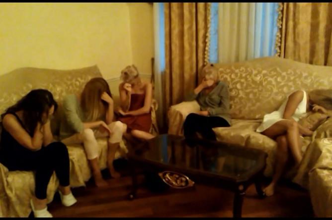 В мотеле с проституткой видео моему