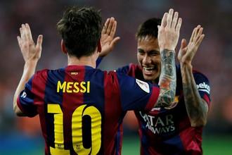 «Барселона» и «Ювентус» попробуют оформить «золотой хет-трик»
