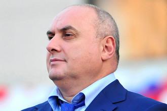 Мэр Махачкалы Муса Мусаев, октябрь 2017 года
