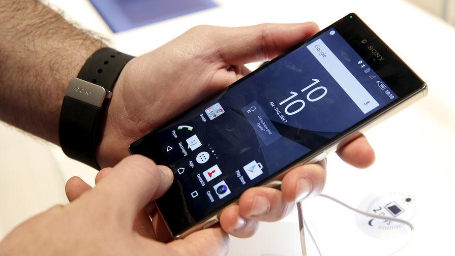 Sony представила свой первый смартфон с поддержкой 5G