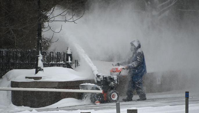 Почти ледниковый период: чем ответит Москва аномальному снегопаду