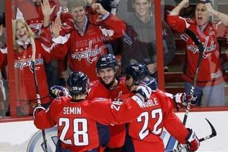 «Вашингтон» одержал седьмую победу подряд на старте сезона НХЛ