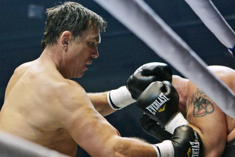 Олег Маскаев возвращается на ринг после трехлетнего перерыва