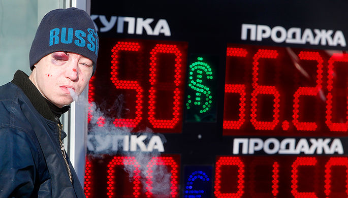 Минфин готовит удар по рублю