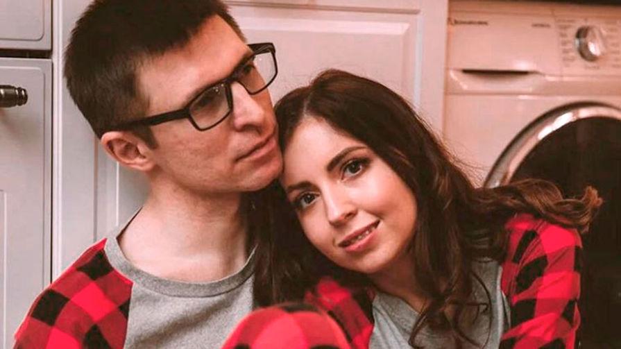 Екатерина Диденко с мужем Валентином