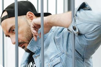 Режиссер Кирилл Серебренников в Басманном суде, 2017 год