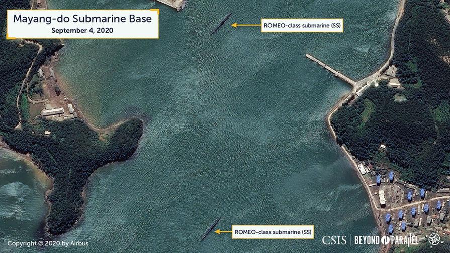 Новые ракеты Кима: КНДР на пороге создания морских ядерных сил