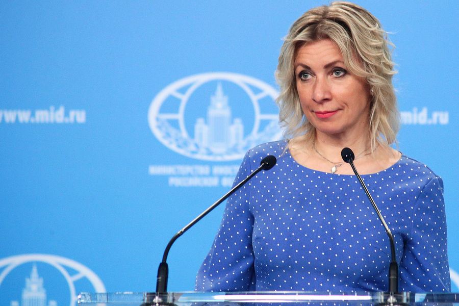 Захарова прокомментировала жалобу РІР•РЎРџР§ против Украины