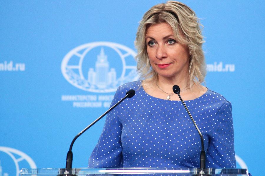 Захарова заявила, что СЃСЂРѕРєРё начала поставок газа РїРѕРЎРџ — 2 зависят РѕС' Германии
