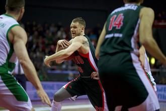 «Локомотив-Кубань» одержал девятую победу подряд в Единой лиге ВТБ