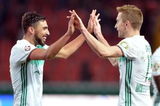 Игроки «Терека» полны решимости огорчить «Зенит» на стадионе «Санкт-Петербург»