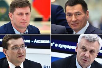 Помоложе и с дипломом: как Кремль подбирает губернаторов