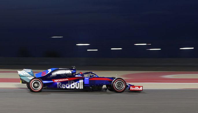 Даниил Квят на Гран-при Бахрейна
