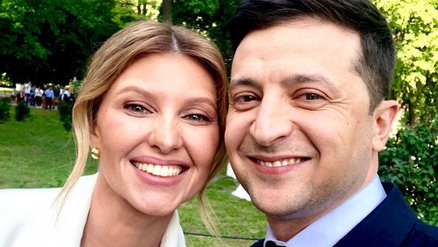 Супруга Зеленского излечилась от коронавируса