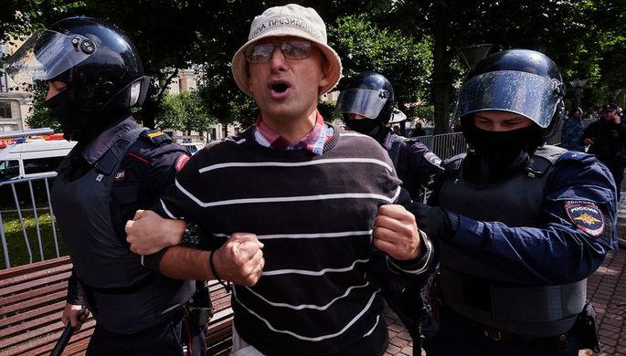 Провоцировали беспорядки: Захарова ответила США и ФРГ о митингах