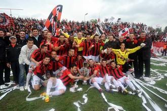 «Вардар» девять лет спустя вновь сыграет в Лиге чемпионов