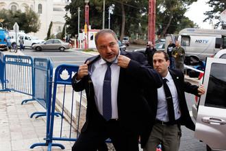 В Израиле состоялось первое заседание суда над экс-министром иностранных дел Авигдором Либерманом