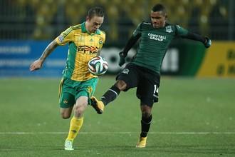 «Краснодар» против «Кубани»