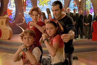 Кадр из фильма «Дети шпионов» (2001)