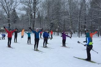 Снежные люди. Зачем тренироваться на улице зимой