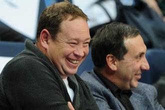 Леонид Слуцкий и Евгений Гинер