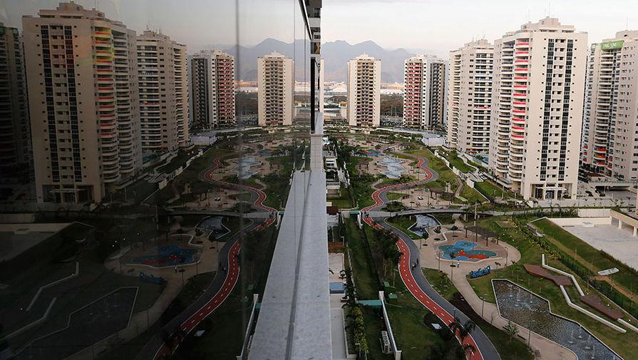 фото из олимпийской деревни в рио торт можно сделать