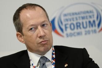 Президент «Локомотива» Андрей Ведищев ставит перед своим клубом амбициозные цели