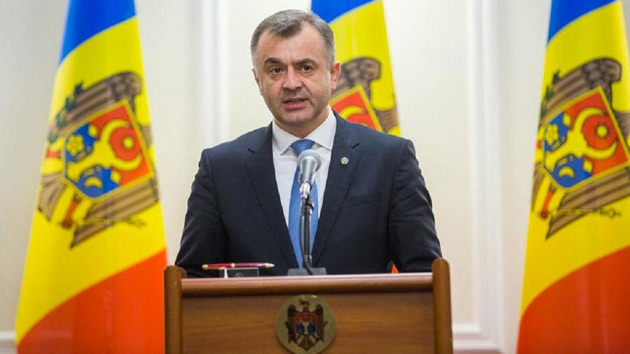 Премьер Молдавии Кику объявил об отставке
