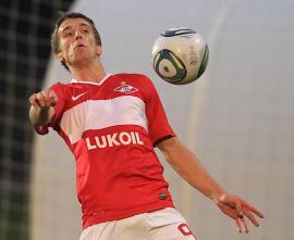 Дмитрий Комбаров нагнетал остроту в матче с «Мальме»
