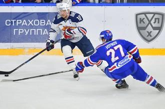Александр Кожевников считает, что «Металлург» Сергея Мозякина и СКА Вячеслава Войнова встретятся в финале Кубка Гагарина